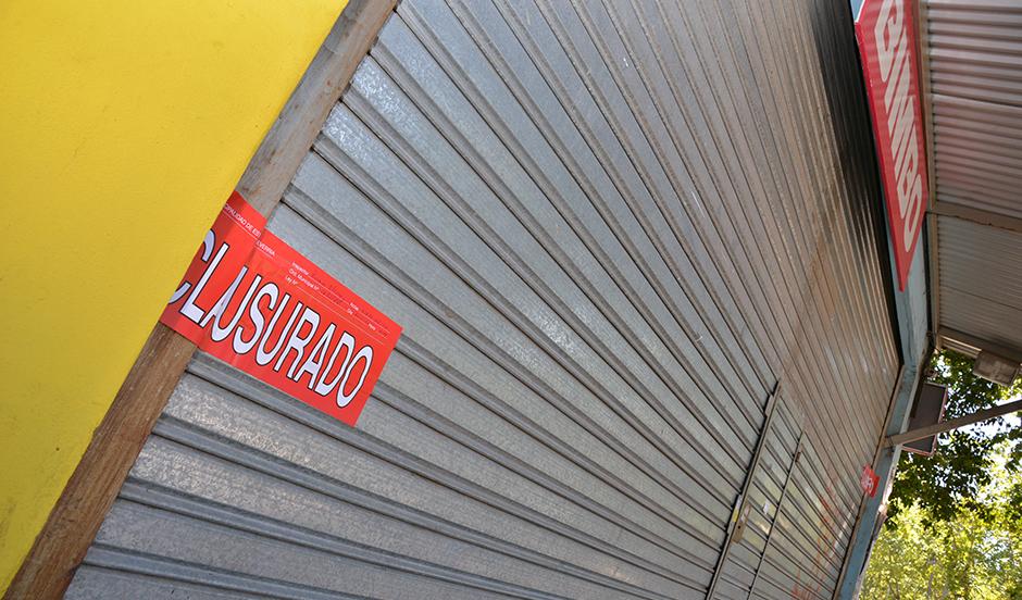 Clausuran comercios por infracciones en Monte Grande