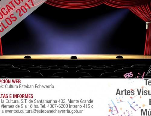 Esteban Echeverria busca nuevos talentos