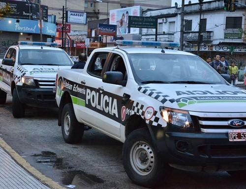 Tres detenidos por drogas en 9 de Abril