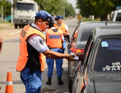 Más controles de tránsitos en todo el distrito