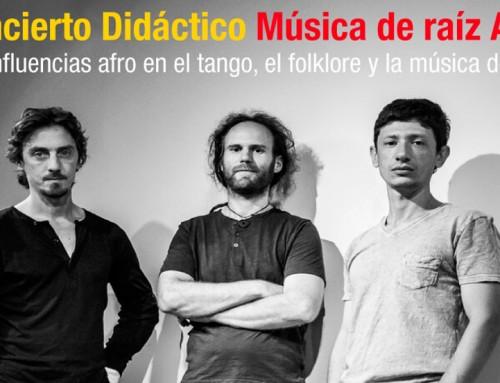 Diversos géneros musicales e influencias afro en El Telégrafo de Monte Grande