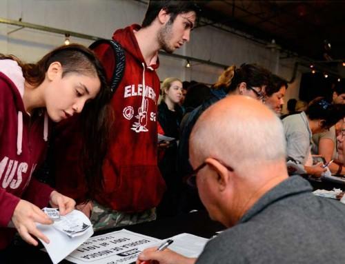 Ya son más de 6000 los inscriptos en los cursos gratuitos de la Escuela Municipal de Artes y Oficios