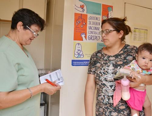 Realizarán operativo sanitario a chicos y embarazadas en 9 de abril