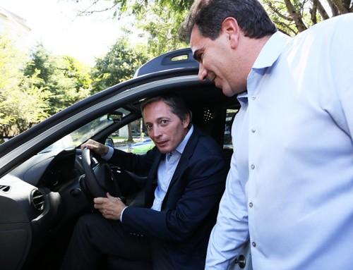 Fernando Gray anunció la incorporación de nuevos móviles para tareas del Comando de Prevención Ciudadana