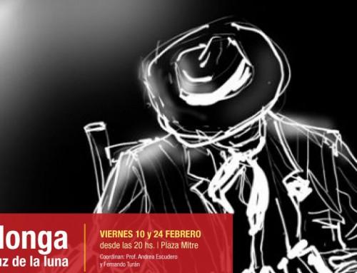 Jornada de Tango al aire libre