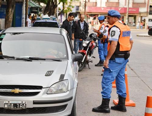 Intensifican los operativos viales en todo el distrito