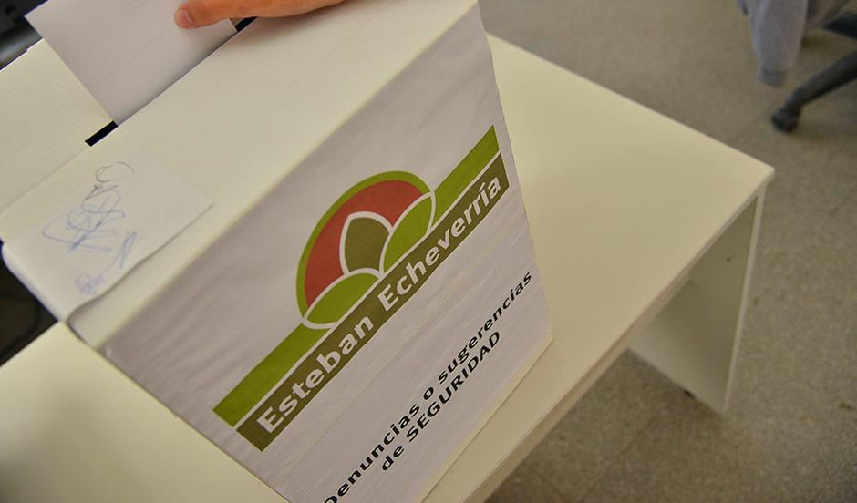 Continúa la recepción de denuncias sobre seguridad en urnas desplegadas en todo el distrito
