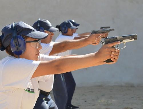 """Comenzó la segunda etapa del curso """"Tiro Táctico Policial"""""""