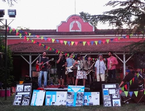 500 Personas participaron de jornada gratuita de arte y percusión