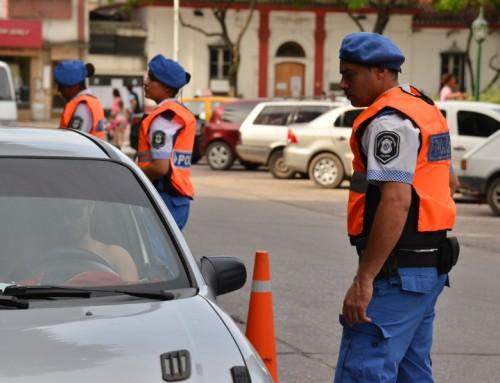 Continúan los operativos de control vial en todo el distrito