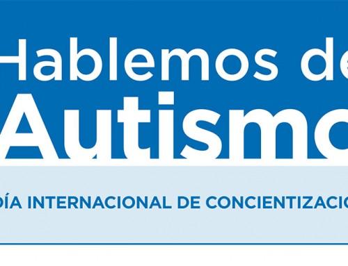 Jornada de concientización sobre Autismo