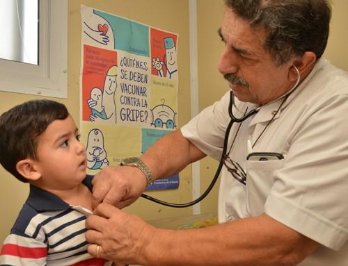 Realizarán operativo sanitario a chicos y embarazadas en Santa Isabel