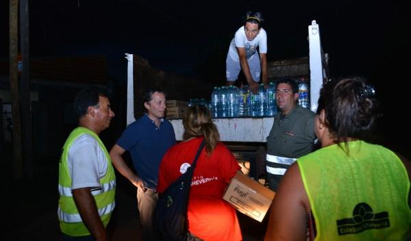 El Intendente de Esteban Echeverría, Dr. Fernando Gray, realizará una presentación formal contra el Ente Nacional Regulador de Electricidad (ENRE) y la Empresa Distribuidora de Energía Sur (EDESUR), a raíz de los reiterados cortes de luz que afectaron a una gran cantidad de familias de todo el municipio.