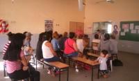 Los talleres que ofrece la Secretaría de Salud de Esteban Echeverría, continúan en las distintas Unidades Sanitarias y Consultorios Externos, en el marco del Día Internacional de la Mujer