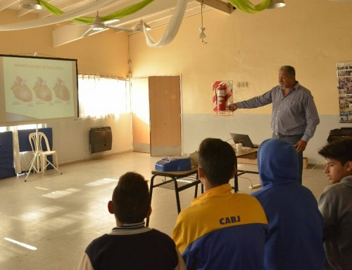 Continúan las capacitaciones para jóvenes del programa Envión