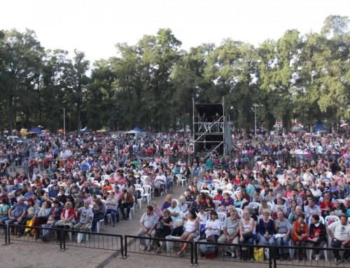 Más de 15 mil personas celebraron el aniversario del distrito y encuentro de centros tradicionalistas
