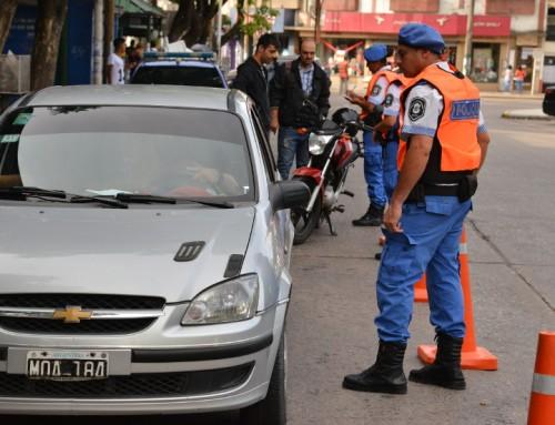El municipio secuestró más de 80 vehículos por infracciones a las normas de tránsito
