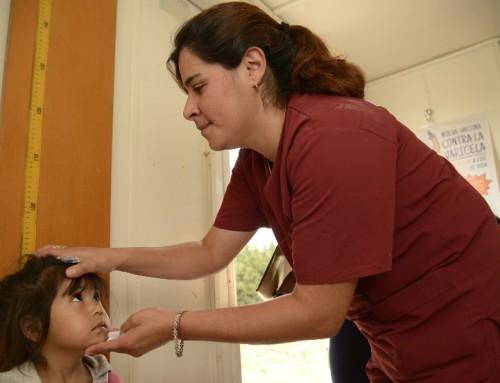 Ya se atendieron más de 3500 vecinos en operativos de salud desplegados en todo el distrito