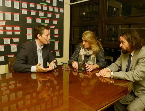Fernando Gray se reunió con fiscales generales de Lomas de Zamora