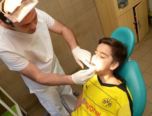 Comenzaron los controles médicos para más de 5000 chicos