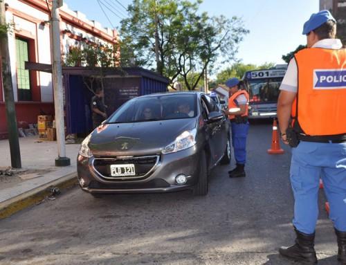 Más controles de tránsito en todo el distrito