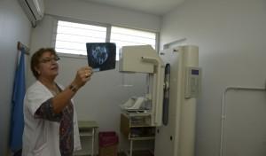 El Municipio de Esteban Echeverría adquirió un nuevo equipo para que las vecinas del distrito puedan realizarse el estudio mamográfico, en función de fomentar la prevención y diagnóstico temprano de posibles enfermedades.
