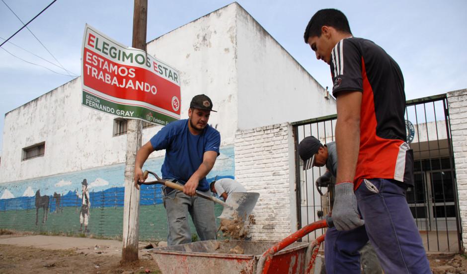 Nuevas veredas- Primaria 41- Monte Grande (2)