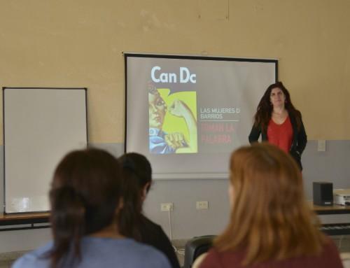 Continúa el ciclo de talleres sobre perspectiva de género