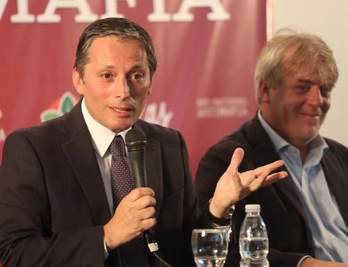 """""""Nos eligieron por nuestro trabajo contra las mafias"""", sostuvo Fernando Gray"""