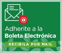 Adherite a la Boleta Electrónica