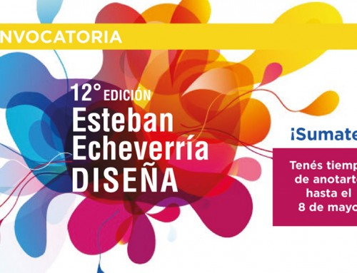 Comienza la 12º edición de Esteban Echeverría diseña