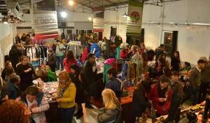 En el marco de la 12º edición de Esteban Echeverría diseña, más de 500 vecinos disfrutaron de las actividades del fin de semana, en El Galpón de La Estación.