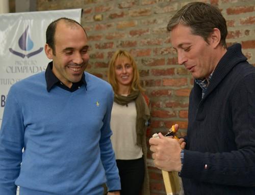 Fernando Gray inauguró las olimpiadas matemáticas intercolegiales del distrito