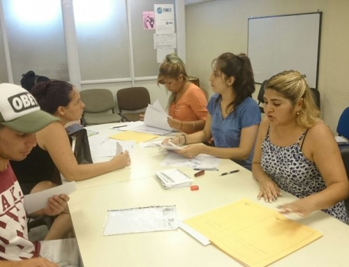 El municipio inscribe a vecinos al plan FinEs