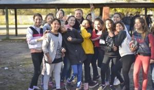 El Intendente de Esteban Echeverría, Dr. Fernando Gray, recorrió las instalaciones de la Escuela Primaria 10, en 9 de Abril, institución a la que asisten más de 700 chicos de todo el distrito.