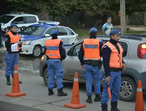 Más operativos de tránsito en Monte Grande y Canning