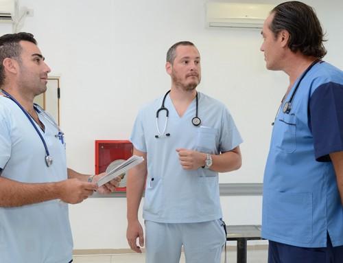 Se incorporaron nuevos médicos al Hospital Santamarina