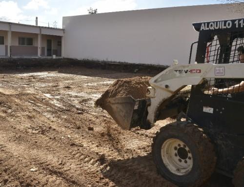 Finalizaron las obras de refacción en la Primaria 8 y en la Secundaria 22