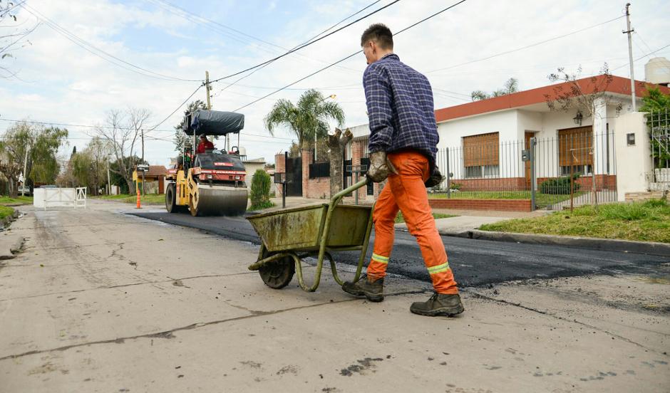 Plan Integral- Mejora de Calles