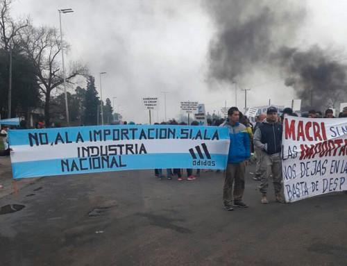 """Fernando Gray  pidió """"defender el trabajo argentino"""""""