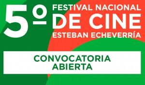 Continúa abierta la inscripción al 5° Festival de Cine de Esteban Echeverría, oportunidad para que los amantes de la cinematografía puedan presentar sus proyectos audiovisuales, que serán expuestos, evaluados, y premiados por un jurado de primer nivel.
