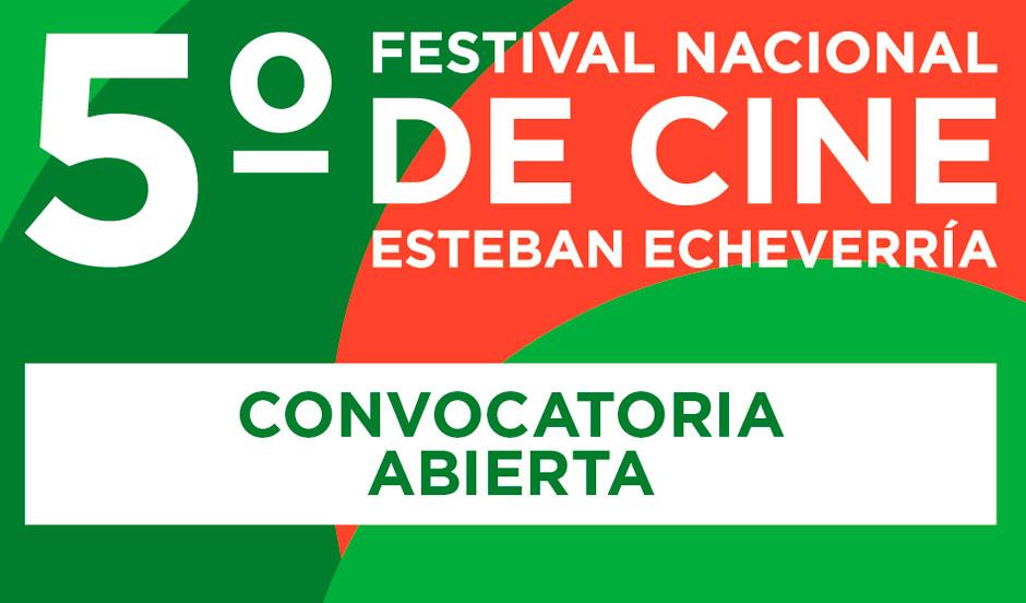 Continúa la inscripción al 5º Festival de Cine de Esteban Echeverría