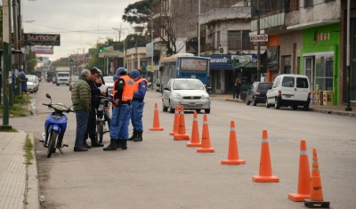 El Municipio de Esteban Echeverría secuestró 46 autos y 14 motocicletas, y labró 276 actas de infracción, en los diversos operativos de tránsito realizados durante el mes de julio.