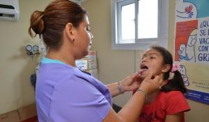 El Municipio de Esteban Echeverría realiza, todas las semanas, operativos de salud en las cinco localidades del distrito, a partir de los cuales, en julio, fueron atendidos 2621 vecinos y se impartieron 753 dosis de vacunas.
