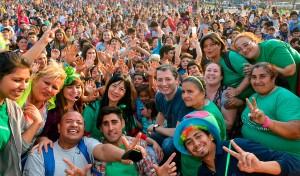Más de 8000 chicos de 9 de Abril disfrutaron de actividades y espectáculos recreativos, como parte de los festejos por el mes del niño que realiza el Municipio en más de 20 plazas de todo el distrito.