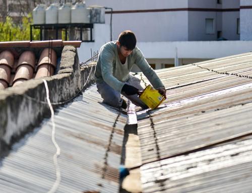 Comenzaron obras de refacción en la Escuela Primaria N° 1 en Monte Grande