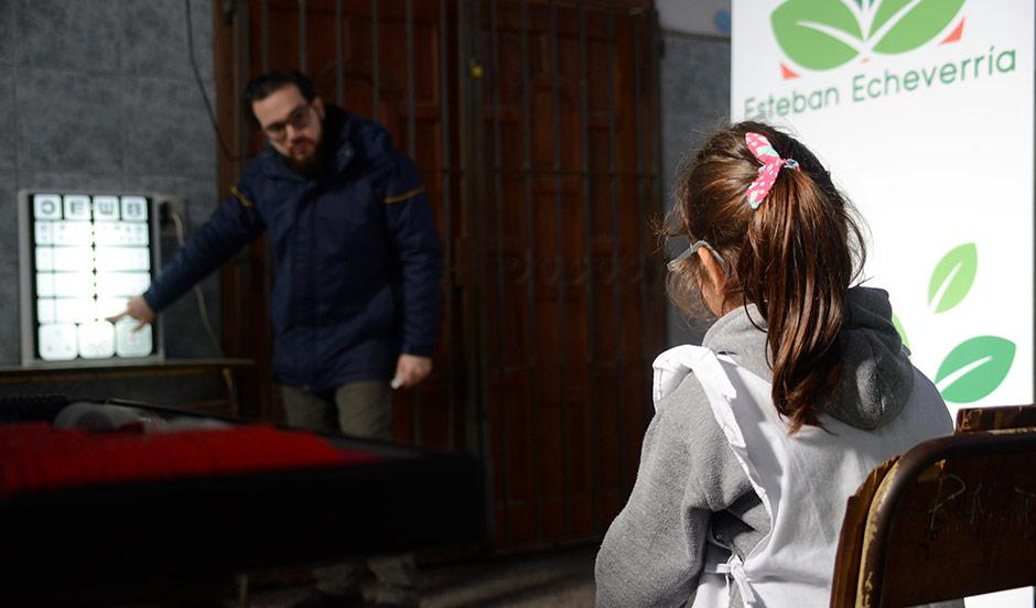 El municipio lanza programa oftalmológico educativo para alumnos de más de 22 escuelas primarias