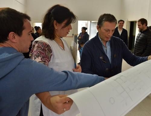 Fernando Gray destacó importancia de obra hídrica en Monte Grande