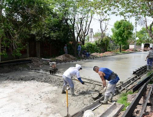 Avanza intensivo plan integral de pavimentación