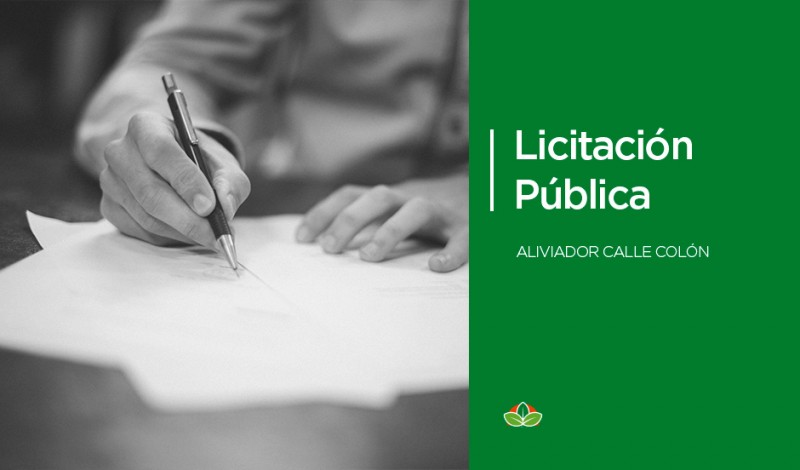 Licitación pública 60/17